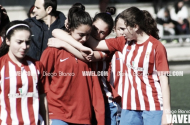 El Sporting femenino vuelve a ganar
