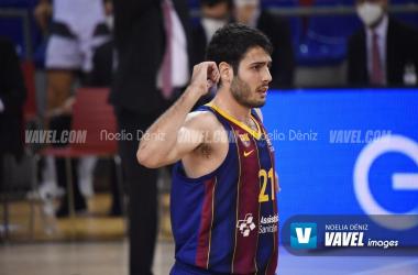 El Barça Basket consigue tumbar a un Madrid invicto (82-87)