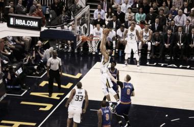 Resumen NBA: gran noche para Bulls, Nuggets, Bucks y sus opciones de Playoffs