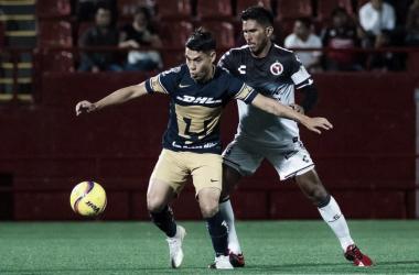 Pumas suma un nuevo empate en pretemporada ante Xolos (Foto | Club Universidad Nacional)