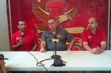 Pedro Meré, una vez más, el manager de los Rojos del Águila