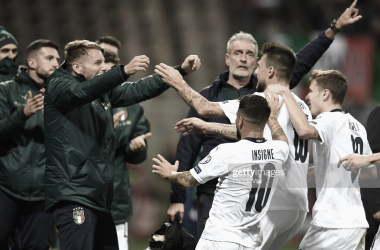 Italia continúa con paso perfecto en las Clasificatorias
