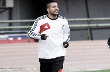 Acevedo se incorpora cedido al Zaragoza