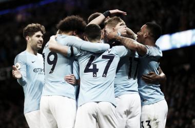 Reprodução/ Manchester City