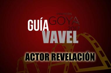 Goya 2017 Mejor Actor Revelación