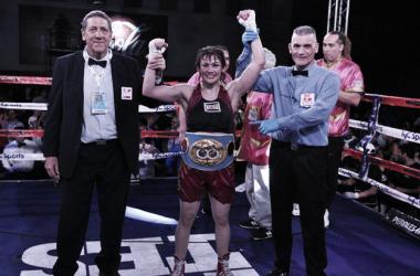 En una pelea pareja, la Tigresa retuvo su cinturón mundial (Foto: Ramón Cairo | O.R. Promotions)