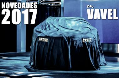 Novedades 2017: los coches que se presentan este año