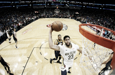 Anthony Davis. Fonte: NBA.com/Twitter
