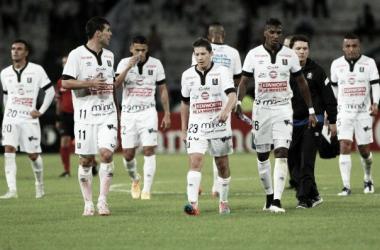 Once Caldas no logró cupo a copas internacionales. Foto: Cortesia Colombia.com
