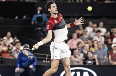 Sérvia sai atrás, mas Djokovic decide e garante classificação às quartas da ATP Cup