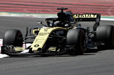 Renault quiere afianzar su cuarta posición en el mundial de constructores