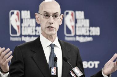 NBA: el 31 de julio, fecha límite para la reanudación de la liga