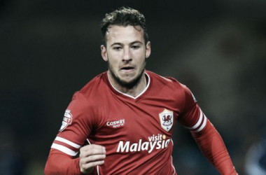 Cardiff season a 'black mark' for Le Fondre