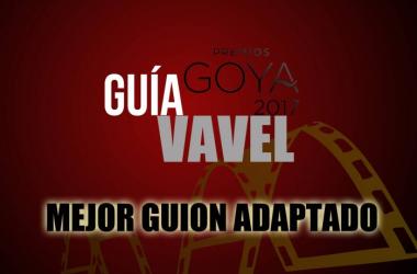 Camino a los Goya 2017:mejor guión adaptado