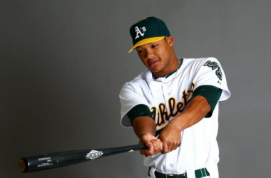 Addison Russell is a top 5-10 prospect in all of MLB and is now a member of the Cubs system. (Mark Rebilas, USA Today Sports)