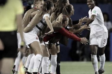 Divulgação/ FIFA WWC