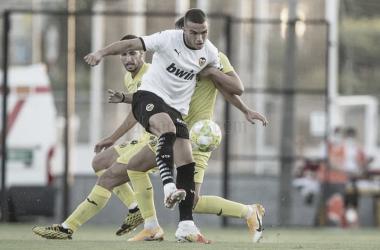 Alex Carbonell abandona la disciplina del Valencia