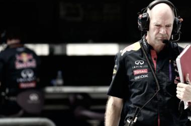 Newey busca mudanças na aerodinâmica da Red Bull