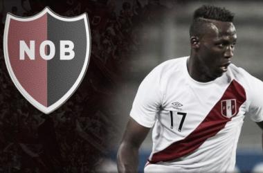 Advíncula ya paseó su fútbol por Portugal, Alemania y Turquía. Montaje: Luis Burranca.