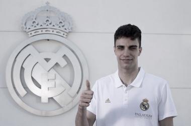 ACB: Carlos Alocén, primer 'fichaje' del Real Madrid