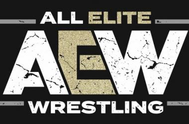 Logo oficial de All Elite Wrestling (AEW)