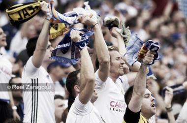 Real Zaragoza: ¡Gracias afición!