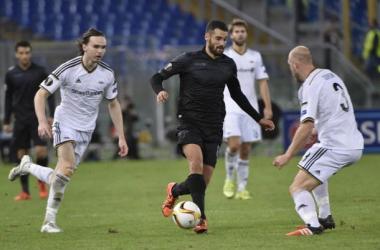 Lazio, il Rosenberg divide l'Aquila dal derby