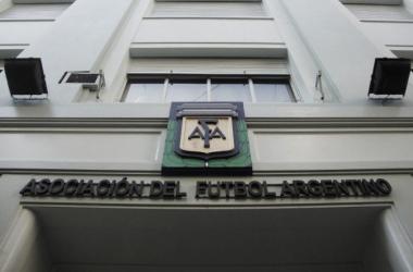 La sede de la AFA en calle Viamonte. Foto: Marketing Deportivo
