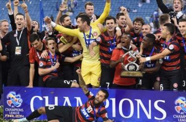 El Wanderers levanta el título de campeón de Asia | Foto: FIFA.es
