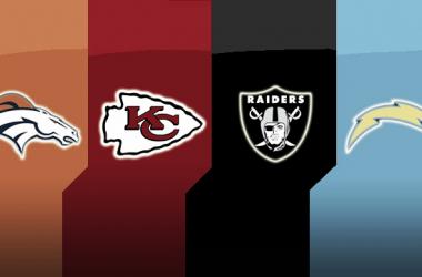 AFC Oeste: Broncos, Chiefs, Raiders y Chargers: un mercado activo en la agencia libre. Foto: NFL