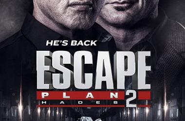 Afiche promocional Plan de Escape 2. Fotografía de YTS