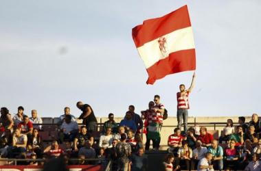 Las entradas para el Granada CF - Rayo Majadahonda, desde 15 euros