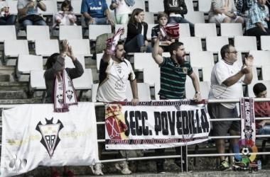 La afición se moviliza para ir a Leganés la semana que viene