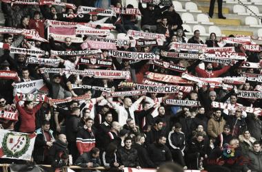 Afición durante un partido. Fotografía: La Liga