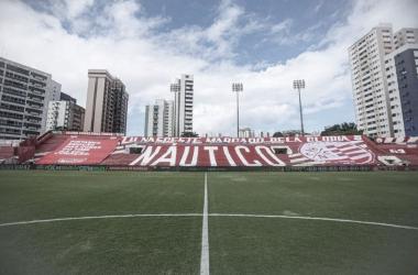 Estádio dos Aflitos, sede de Náutico x Botafogo (Clube Náutico Capibaribe / Divulgação)
