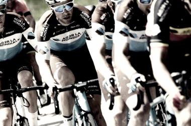 AG2R buscando acomodar a su líder en el Critérium | Fuente: ASO