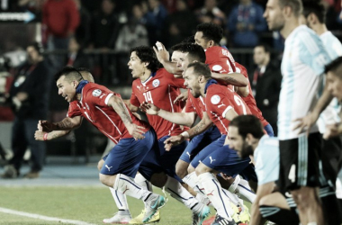 Chile looking to give joy yet again. (Photo credit: El Grafico)