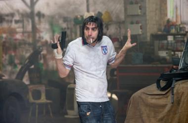 Sacha Baron Cohen crea un auténtico espectáculo (Foto: Cinema2000)