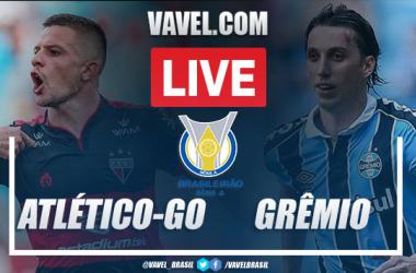 Gols e melhores momentos de Atlético-GO 1 x 1 Grêmio pelo Campeonato Brasileiro 2020