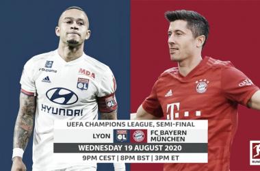 Previa Olympique de Lyon - Bayern Múnich: Guerra franco-germana en Lisboa