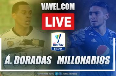 Resumen Águilas Doradas vs Millonarios (0-0) en la fecha 14 por Liga BetPlay 2021-I