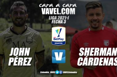 Cara a Cara: John Pérez vs Sherman Cárdenas