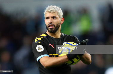 Aston Villa 1-6 Manchester City: sensational Sergio Aguero hits hat-trick as City violate Villa
