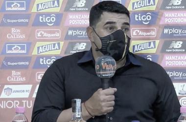 """Francesco Stifano: """"Debemos ir con nuestras armas"""""""