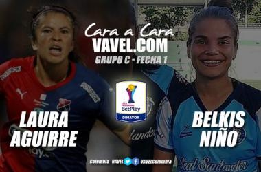 Cara a cara: Laura Aguirre vs Belkis Niño