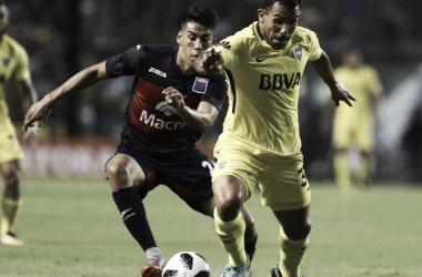 Pitín solo jugó 4 partidos en la Superliga (Foto: Zimbio).