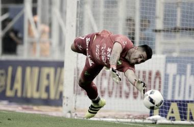 Rossi ya se realizó la revisión médica y espera la firma de los papeles entre los clubes. Foto: Nuevo Diario.
