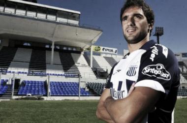 Agustín Díaz nuevo jugador bodeguero   Foto: Web
