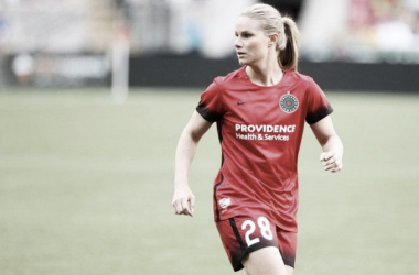 Amandine Henry will hope to win the trophy with France for the first time in their history | Source: Pete Christopher-Oregon Live