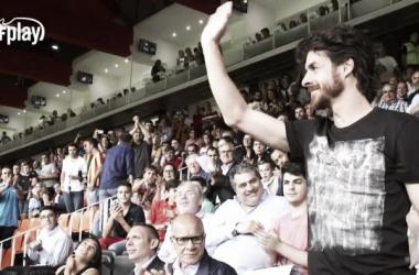 Aimar regresa a Mestalla